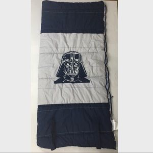 Pottery Barn Darth Vader Star Wars Sleeping Bag